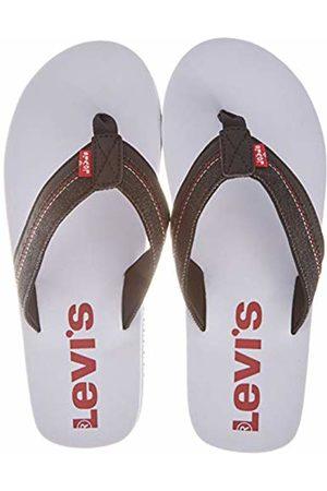 Levi's Men's Mendocino_l Flip Flops, (Regular 51)