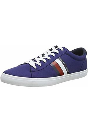 Tommy Hilfiger Men's Essential Stripes Detail Sneaker Low-Top, ( Ink C7h)