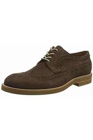 Lottusse Men's T2470 Brogues, (Heaven Moka Heaven Moka)