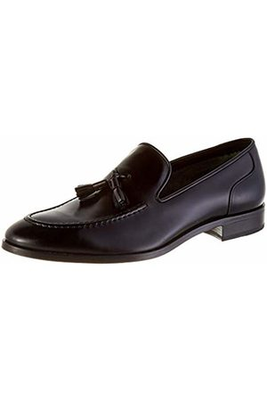 Lottusse Men's L7215 Loafers, (Jocker Old Negro)