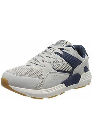 Dockers Men's 46fz004-607216 Low-Top Sneakers, (Hellgrau/ 216)