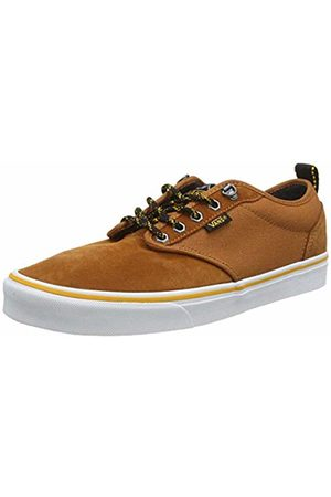 Vans Men's Atwood Textile Suede Trainers, ((Outdoor) Glazed Ginger/ Ui9)