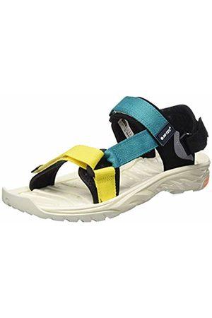Hi-Tec Men's ULA RAFT Sports Sandals, (Blazing /Navigate 079)