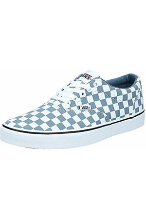 Vans Men's Doheny Trainers, ((Checkerboard) Mirage/ W50)