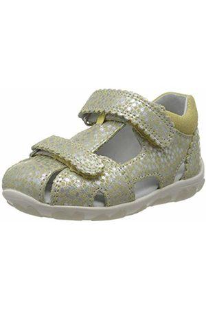 Superfit Baby Girls' Fanni Sandals, (Gelb 60)