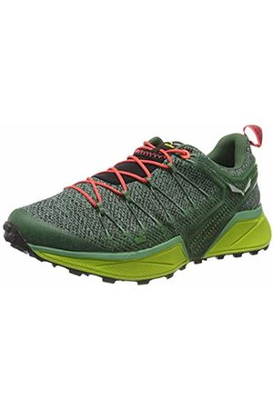 Salewa Women's Ws Dropline Trail Running Shoes, (Feld /Fluo Coral 5585)