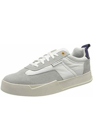 G-Star Men's Rackam Dommic Ii Low-Top Sneakers, (Industrial /Milk A598-B387)