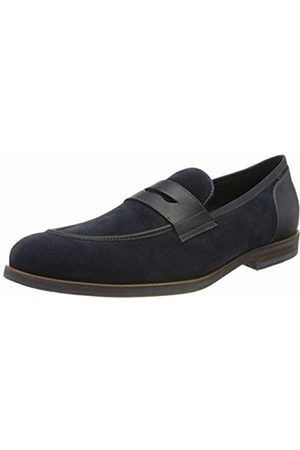 Geox Men's U Bayle A Loafers, (Navy C4002)