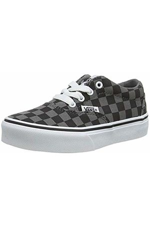 Vans Unisex Kid's Doheny Trainers, ((Checkerboard) /Pewter COC)