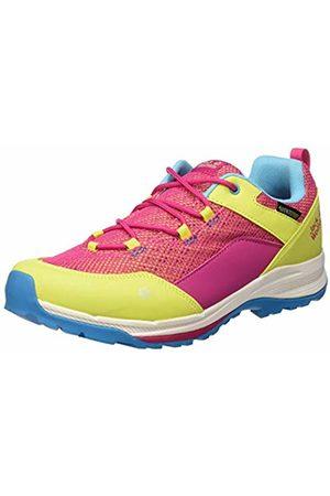Jack Wolfskin Unisex Kids' Force Striker Vent Low K Rise Hiking Shoes, ( /Lime 2087)