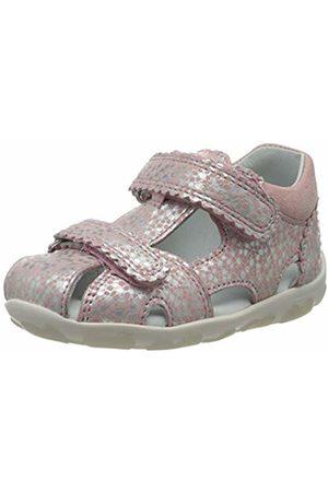 Superfit Baby Girls' Fanni Sandals, (ROSA 55)