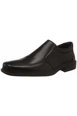 Rieker Men's B0872 Loafers, (Nero/Schwarz / 02)