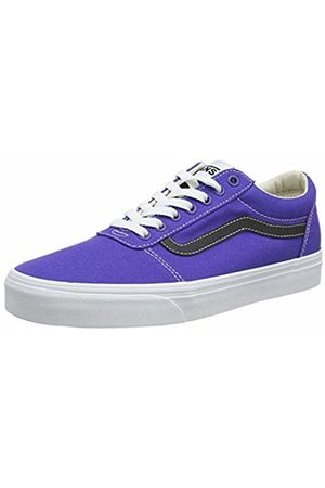 Vans Men's Ward Canvas Trainers, (Retro Sport) Royal / Wd