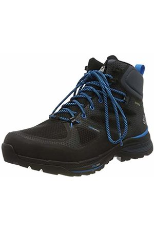 Jack Wolfskin Men's Force Striker Texapore Mid M High Rise Hiking Shoes, ( / 6058)