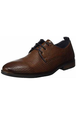 s.Oliver Men's 5-5-13207-24 Brogues, (Cognac 305)