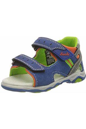 Lurchi Baby Boys' Janosch Sandals, (Cobalt 42)