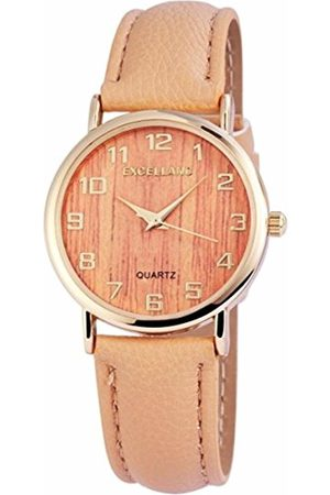 Excellanc Women's Quartz Watch 195007500193 with Leather Strap