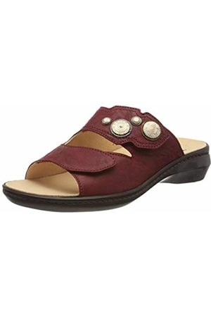 Think! Women's 686420_Camilla Mules, (Cherry/Kombi 74)