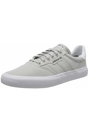 adidas Trainers - Adidas Unisex Adults' 3mc Vulc Sneaker, Solid Gray/Solid Gray/Cloud