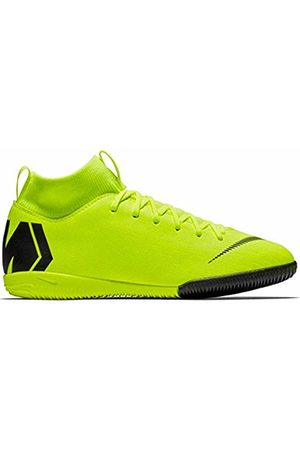 Nike Unisex Kids' Jr. Mercurial Superfly Vi Academy Ic Multisport Indoor Shoes, (Volt/ 701)