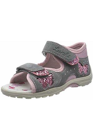 Lurchi Baby Girls' Marzia Sandals, ( Rose 25)