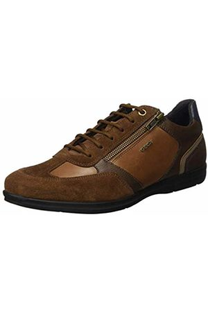 Geox Men's U Adrien C Oxfords, (Browncotto C6003)