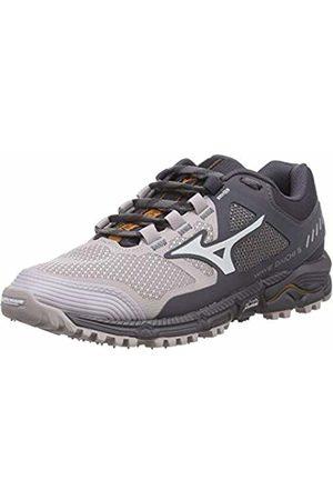 Mizuno Women's Wave Daichi 5 Trail Running Shoes, (Cloudburst/Ncloud/10135 C 46)