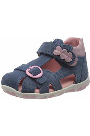 Superfit Baby Girls' Fanni Sandals, ( /Rosa 80)