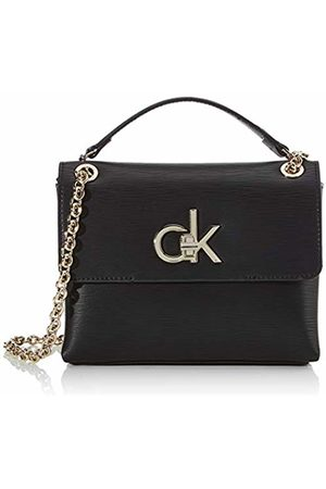 Calvin Klein Re-lock Conv Crossbody Md Ep, Women's Cross-Body Bag