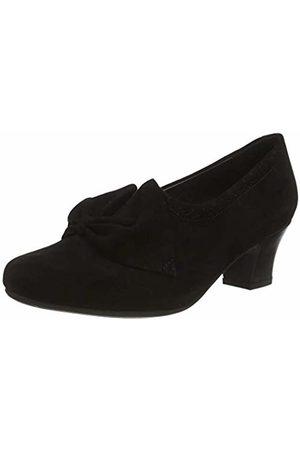 Hotter Womens Donna Wide Fit Uniform Dress Shoe Oxford & Derby Shoes Shoes  & Bags