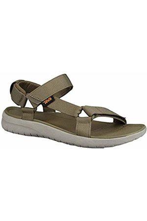 Teva Men's Sanborn Universal Open Toe Sandals, (Burnt Olive Btol)