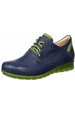 Think! Women's 686070_Menscha Derbys, (Jeans/Kombi 84)
