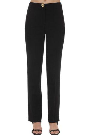REJINA PYO Norma Linen & Cotton Twill Pants