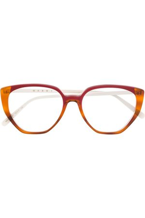 Marni Cat eye frame glasses - Neutrals