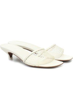 Neous Mormodes leather sandals