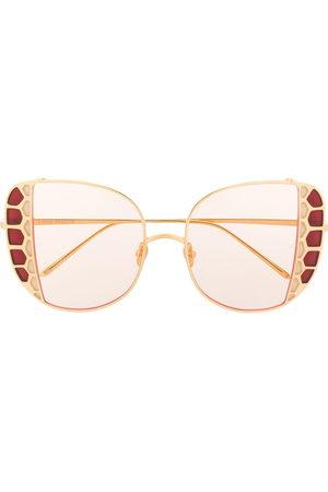Linda Farrow Women Sunglasses - Amelia oversized sunglasses