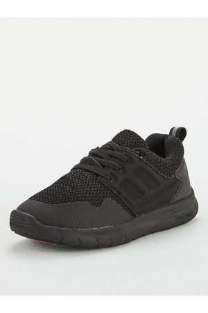 Very Toezone At Younger Boys Elastic Lace Trainer