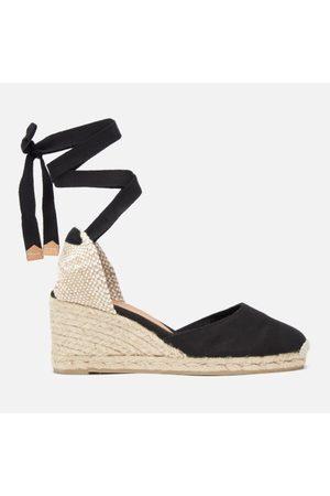 Castañer Women's Carina Espadrille Wedged Sandals