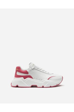 Dolce & Gabbana Sneakers - NAPPA LEATHER DAYMASTER SNEAKERS