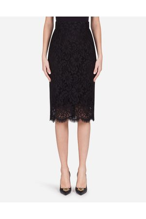 Dolce & Gabbana Collection - LACE MIDI SKIRT