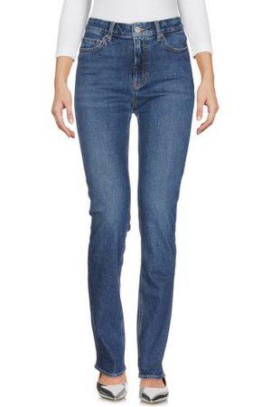 MiH Jeans Women Trousers - DENIM - Denim trousers