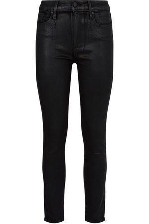Paige Hoxton Coated Skinny Jeans