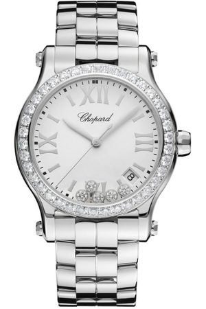 Chopard Stainless Steel Happy Sport Quartz Watch 36mm