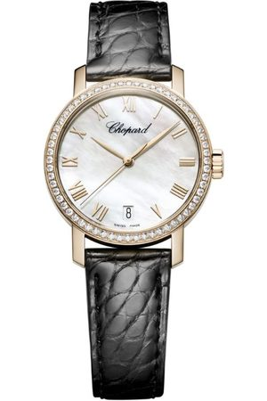 Chopard Rose and Diamond Classic Watch 33.5mm