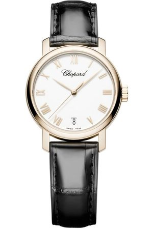 Chopard Rose Classic Watch 33.5mm