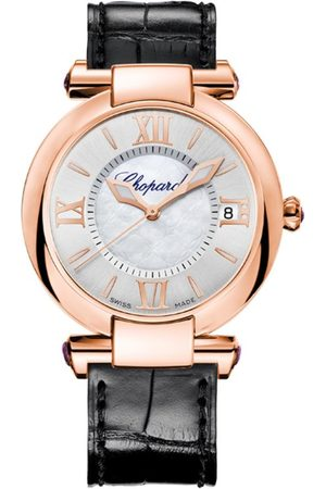 Chopard Rose and Amethysts Imperiale Automatic Watch 36mm