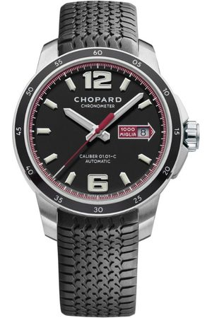 Chopard Stainless Steel Mille Miglia GTS Automatic Watch 43mm