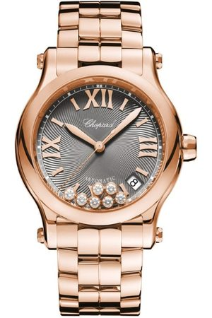 Chopard Rose Happy Sport Automatic Watch 36mm