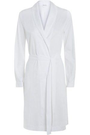 Hanro Short Cotton Robe