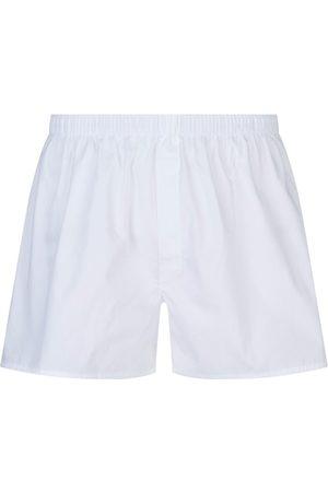 Sunspel Cotton Boxer Shorts